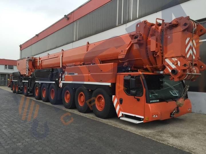 Liebherr LTM 1750-9.1 - 2014