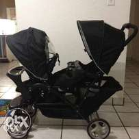 Graco 2 in 1 Infant & Toddler pram