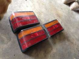 Honda ballade flip-up lights