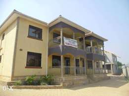 Shinning 2bedrooms &2toilets house for rent in bweyogerere at 600k