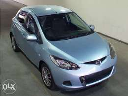 2010 Mazda Demio 13C 1300cc Blue ETA End of November 2017