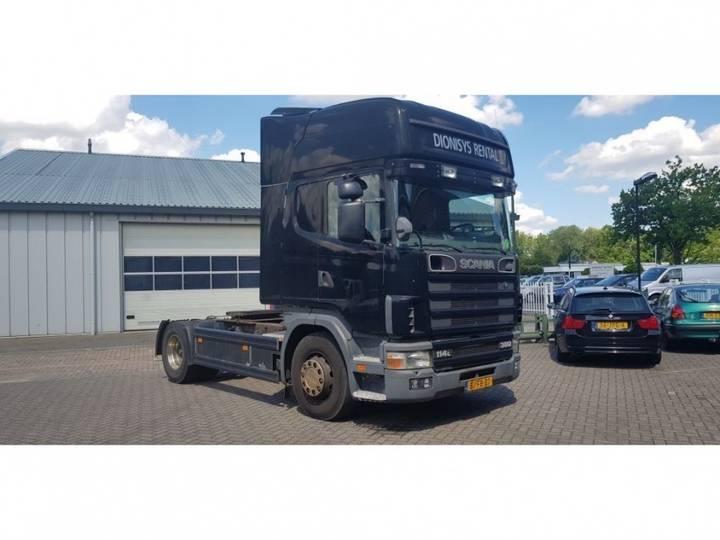 Scania 114-380 - 2000
