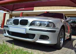 2002 BMW M5 (low mileage)