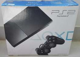 Sony PS2 Slim Combo