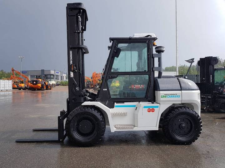 UniCarriers Zx80 - 2018