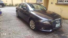 Mint Audi A4 First Body