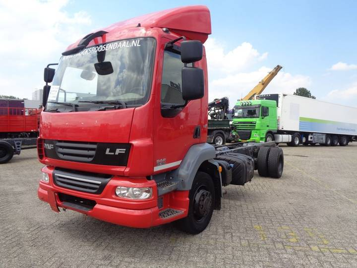 DAF LF 55.180 + Euro 5 + Spoiler + 2 IN STOCK - 2012