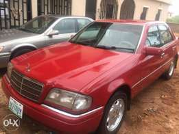 Used C-class 220 Benz