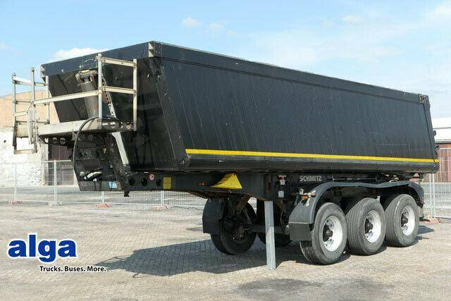 Schmitz Cargobull SKI 24 SL7.2, Alu, 26m?, Kunststoffauskleidung - 2008