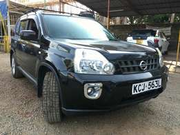 Nissan X-trail only 1.69m