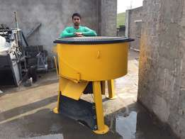 New 300L (3 Phase) Pan Mixers For Sale