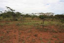 100 acres in Isinya just 3km from town