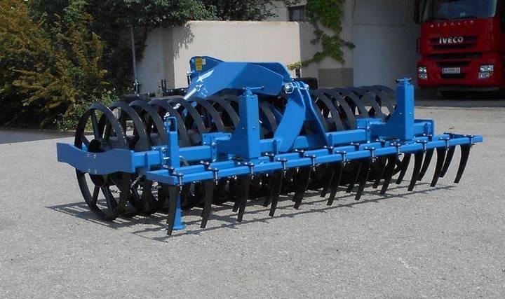 Agri Front Roller 300 S