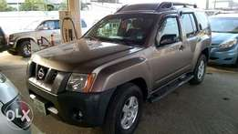 Very Clean Registered Nissan Xterra 06
