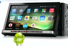 Android Car Stereo With WiFi/FM/DVD/GPS/OBD/ FREE Rear&Front Camera