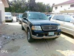 Limited Edition Ford explorer 2003