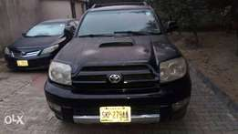 Clean Toyota 4 runner 4 sale
