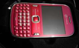 Mobicel. Pink phone for sale