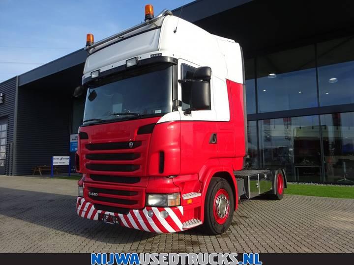 Scania R 440 X-Low Retarder + ADR - 2011