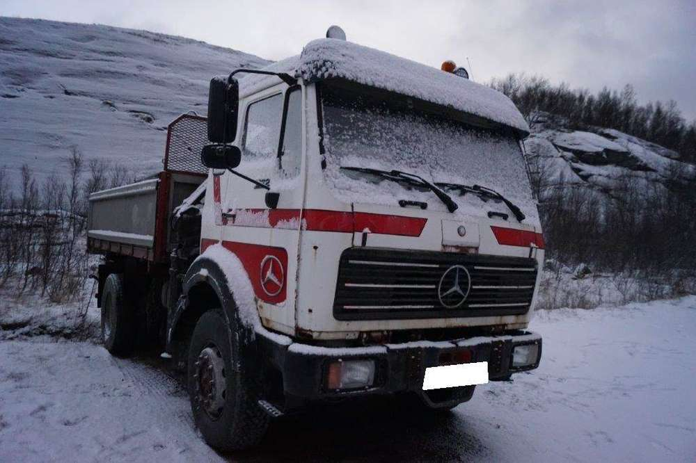 Mercedes-Benz 1622 - 1985