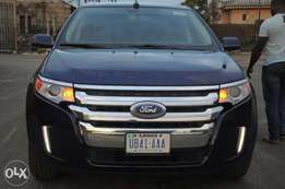 Clean 2013 Ford Edge For Sale