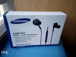 AKG Samsung earphones brand new and sealed in a shop