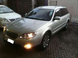 Subaru Outback. 2009. Non turbo. Fresh import.