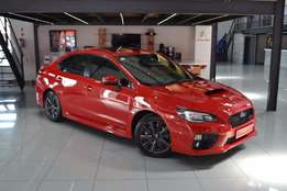 Subaru WRX 2.0 Turbo Premium AWD (197 kW) Sedan 6 Speed
