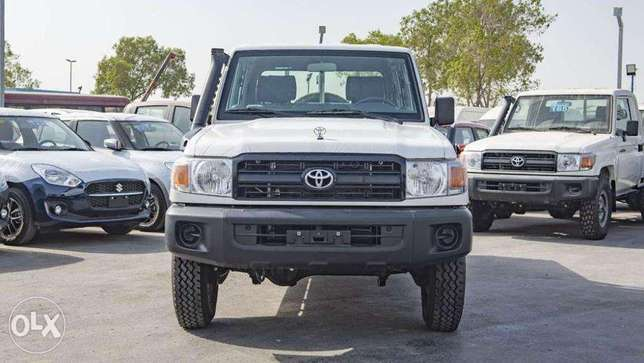 Toyota Lc Double Cab