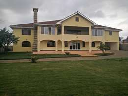 Runda 5 bdrm double storey house; To let