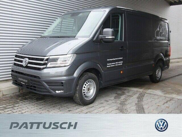 "Volkswagen Crafter 35 Kasten 2.0 TDI Automatik Navi DAB+"" R - 2018"