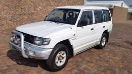 2001 Mitsubishi Pajero 3.5 V6 Manual 4x4 7 Seater