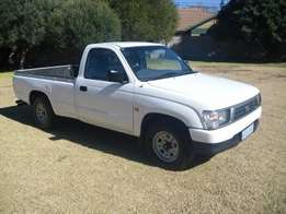2001 Toyota hilux 2.4d lwb for sale