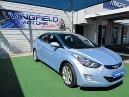2013 Hyundai Elantra 1.8 GLS/Executive