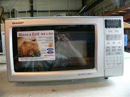Sharp Microwave (oven and grill)