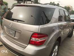 very neat cheap Tokunbor Mercedes ML350