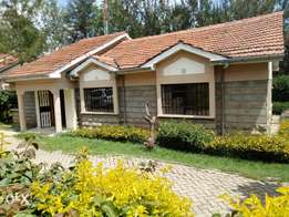 3bedroomed bungalow to let in ngong