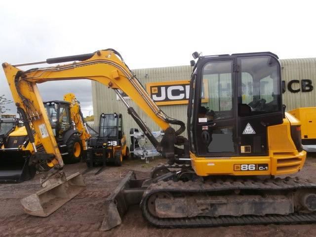 JCB 86c-1 Eco - 2014