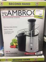 Kambrook Juice Extractor