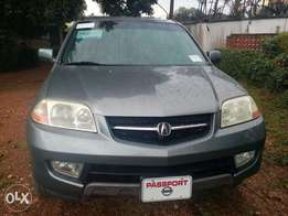 2003 Acura Mdx Fully Automatic