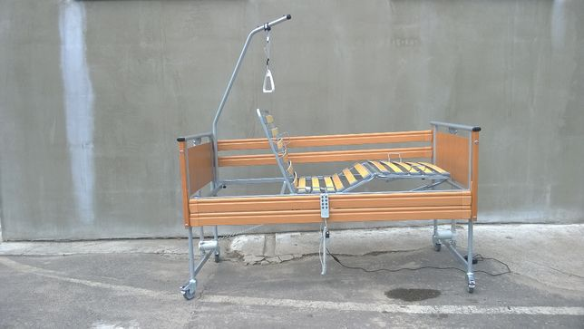 Elbur Pb 326 Nowoczesne łóżko Rehabilitacyjne Ortopedyczne