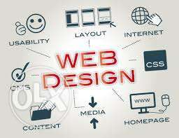 Website Design (15,000/-)