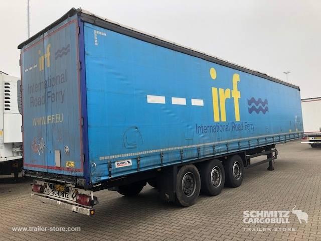 Schmitz Cargobull Schuifzeil Standard - 2013
