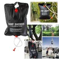 20L Solar Heated Portable Camping Shower Bag