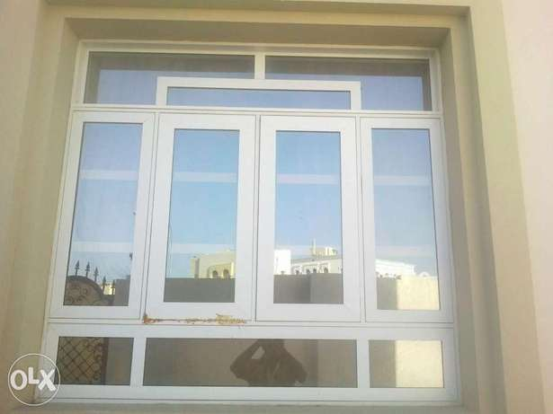 Aluminum windows mtr 20 omr