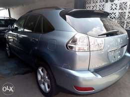 Toks 2007 Lexus Rx350 Full Options