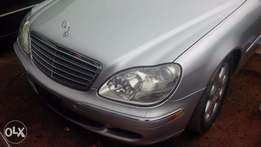 S 500 mecedez benz for sale