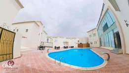 Unfurnished, 5 BHK Compound Villa in Ain Khalid 9,300