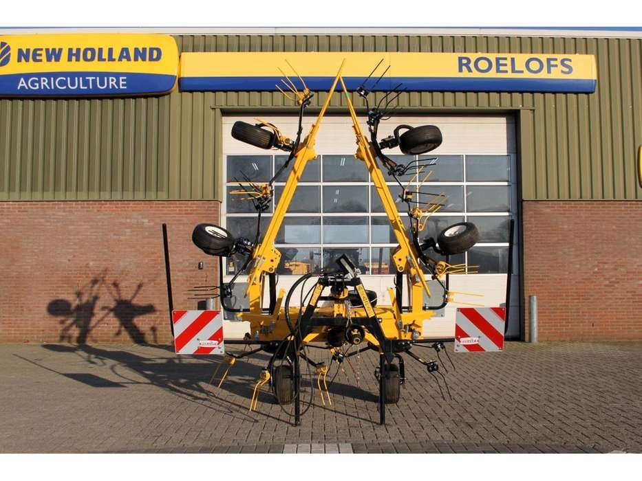 New Holland Proted 690 - 2019