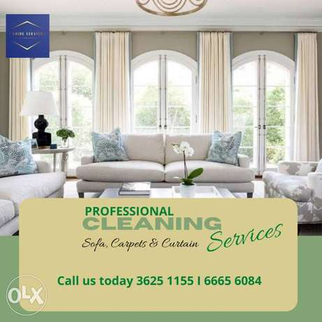 Chose best Sofa cleaning service